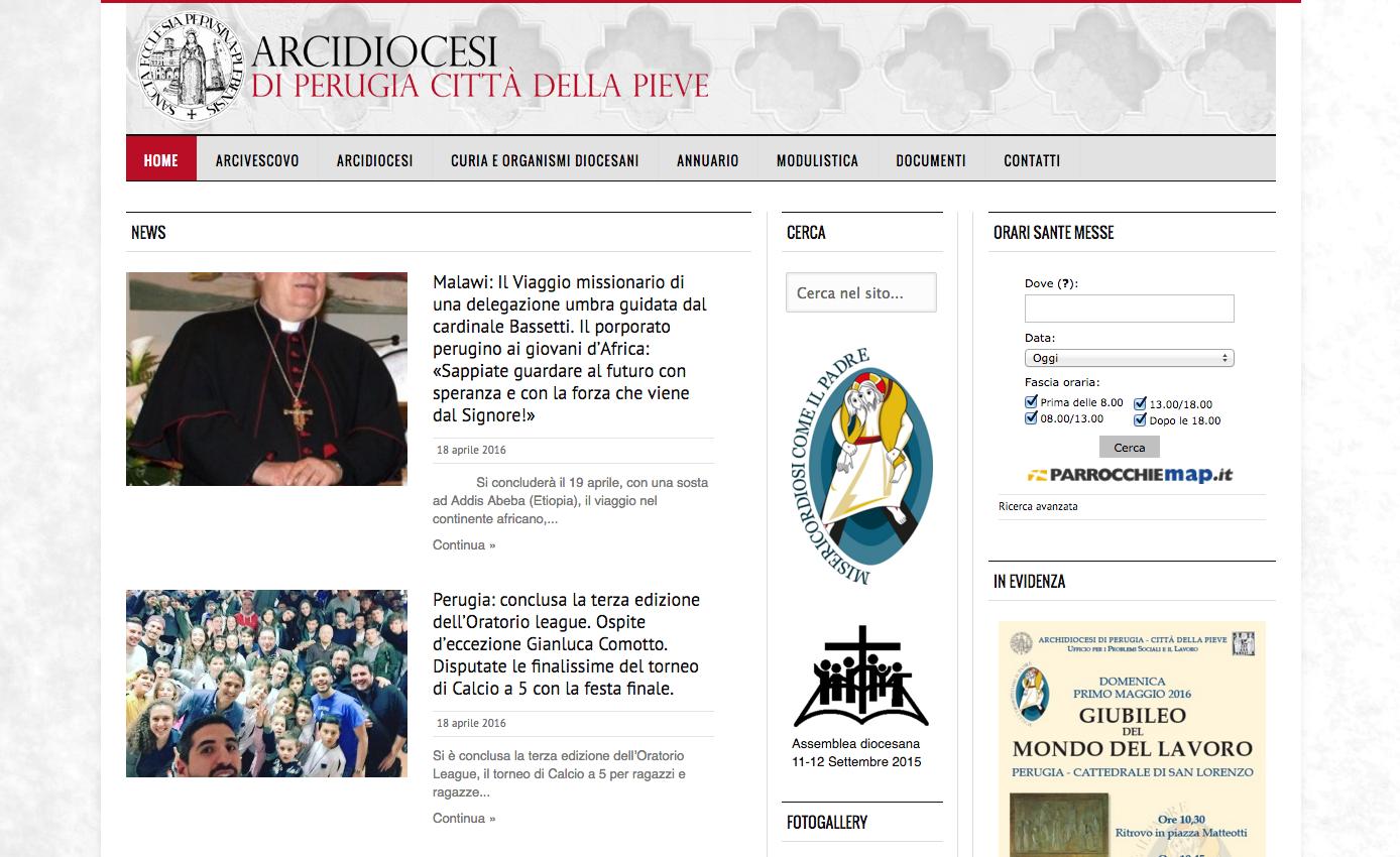 diocesi perugia